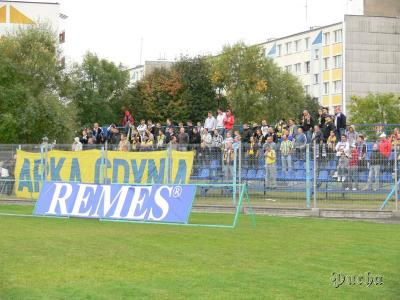 Unia Janikowo - Arka Gdynia (Puchar Polski)