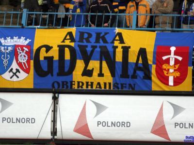 Arka Gdynia - Łódzki KS