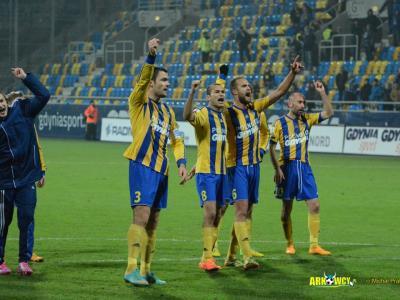 Arka Gdynia - GKS Katowice