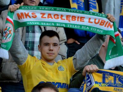 Sezon 2017/2018 Arka Gdynia - Zagłębie Lubin