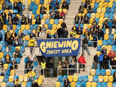 Arka Gdynia - Sandecja